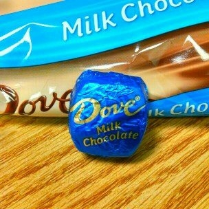 Dove Promises Silky Smooth Chocolate uploaded by Janie H.