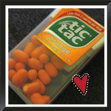 Tic Tac Mints Orange uploaded by Brittney W.