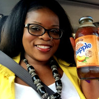 Snapple All Natural Peach Tea uploaded by Synthia N.
