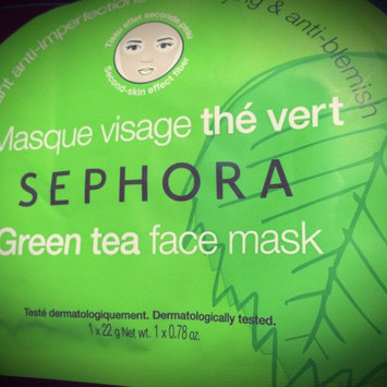 Photo of SEPHORA COLLECTION Face Mask Green Tea Mattifying & Anti-blemish uploaded by Jane G.