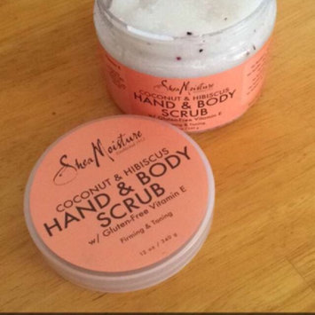 SheaMoisture Coconut & Hibiscus Hand & Body Scrub uploaded by Caitlyn W.