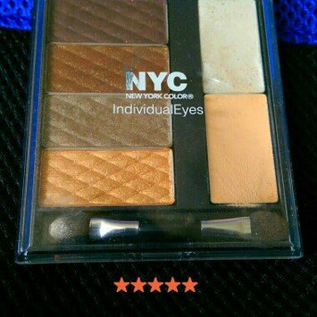 Photo of NYC Compact Palette, Smokey Blues for Blue Eyes, 1 set uploaded by Becca S.