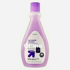 Up & up Strengthening Nail Polish Remover uploaded by Jessica P.