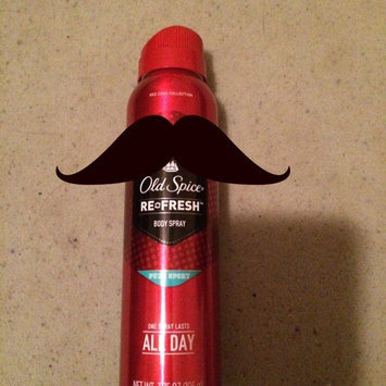 Old Spice Red Zone Re-Fresh Deodorant Body Spray Pure Sport uploaded by Laura A.
