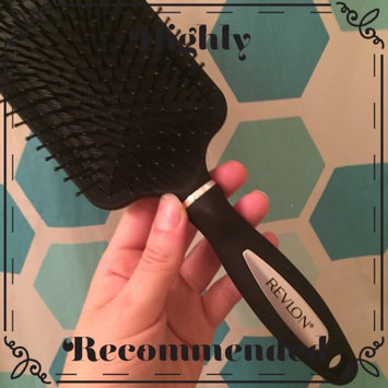 Photo of Revlon Signature Series Paddle Hairbrush uploaded by Nancy C.