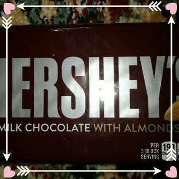 Hershey's  Milk Chocolate with Almonds uploaded by Dee R.