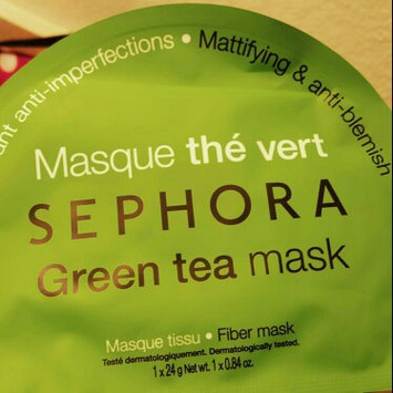 Photo of SEPHORA COLLECTION Face Mask Green Tea Mattifying & Anti-blemish uploaded by Alyssa M.