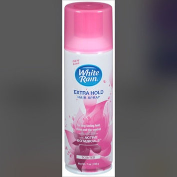 White Rain® Scented Extra Hold Hair Spray 7 oz. Aerosol Can uploaded by Stephany R.