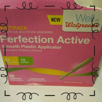 Photo of Walgreens Perfection Active Tampons Multi-Pack, 36 ea uploaded by Kat L.