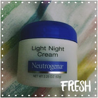 Neutrogena Light Night Cream uploaded by Arlette M.