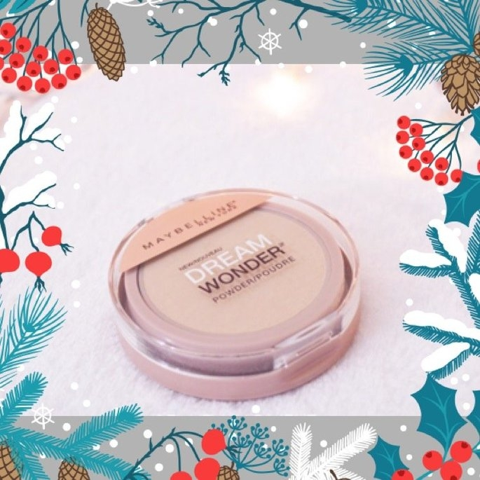 Maybelline Dream Wonder Powder uploaded by Alyssa A.