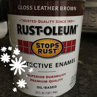 1 Quart Leather Brown Protective Enamel Oil Base Paint 7775-502 uploaded by Nelly l.
