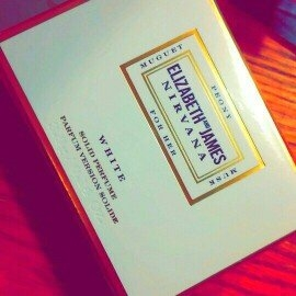 Elizabeth and James Nirvana White Solid Perfume Compact 0.14 oz Solid Perfume uploaded by Lorie D.