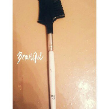 Photo of e.l.f. Brow Comb + Brush uploaded by Miriam B.