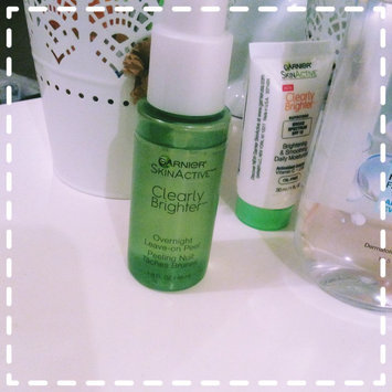 Photo of Garnier Skinactive Clearly Brighter Overnight Leave-on Peel uploaded by Jennifer F.