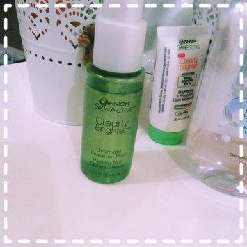 Garnier Skin Renew Clinical Dark Spot Overnight Peel uploaded by Jennifer F.