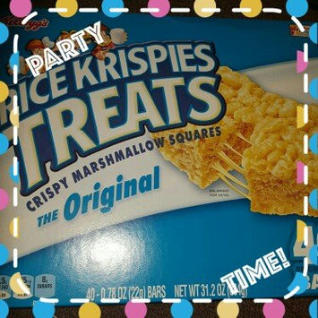 Photo of Kellogg's® Rice Krispies Treats® Original Bars uploaded by Desteny M.