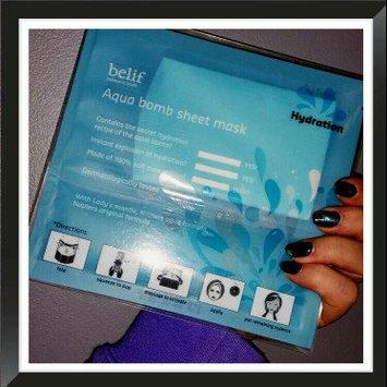 Photo of belif Aqua Bomb Sheet Mask 1 x 0.84 oz sheet mask uploaded by Ashlee E.