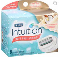 Schick Intuition Pure Nourishment Skin Moisturizing Solid Razor Cartridges uploaded by Bianca R.