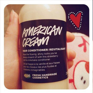 Lush American Cream Conditioner uploaded by Sarah J.