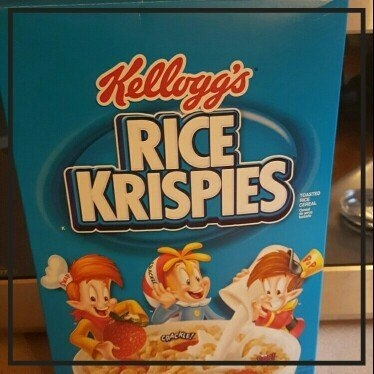 Kellogg's Rice Krispies Cereal uploaded by Jamie P.