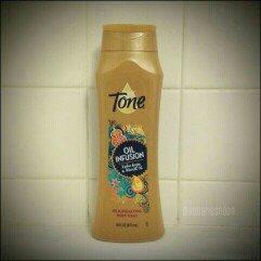 Photo of Tone® Oil Infusion Rejuvenating Body Wash 16 fl. oz. Bottle uploaded by Chrissy D.