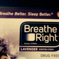 Breathe Right Lavender Scented Nasal Strips uploaded by Ashley H.
