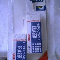 Pentel 4ct Hi-Polymer Eraser uploaded by Rossi C.