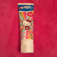 Crest Kid's Hello Kitty Toothpaste Bubble Gum uploaded by Miranda F.