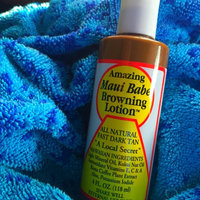 Maui Babe Browning Lotion uploaded by Hannah S.