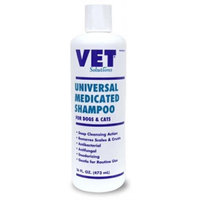 Vetoquinol VET SOLUTIONS 013VS-01 Vet Solutions Universal Medicated Shampoo uploaded by Rebecca P.
