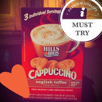 Hills Bros.® English Toffee Cappuccino uploaded by Melissa D.