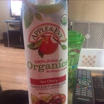 Photo of Apple & Eve® 100% Juice Organics Tart Cherry Juice 33.8 fl. oz. Carton uploaded by jessica m.