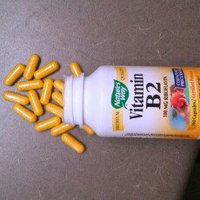 Natures Way 912881 Vitamin B-2 uploaded by Savannah W.