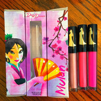 Disney Dare To Dream Mulan Lip Gloss uploaded by Leah Helen T.