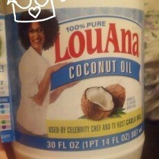 LouAna Pure Coconut Oil uploaded by Ariana W.