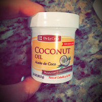 De La Cruz Products Inc De La Cruz Aceite De Coco Humectante Coconut 2.2 Ounce Jar uploaded by Sandy R.