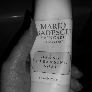 Mario Badescu Orange Cleansing Soap uploaded by Mariah H.