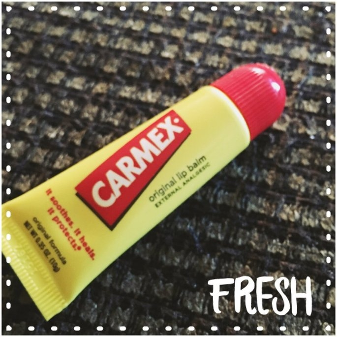 Carmex Cherry Lip Balm uploaded by Isabel G.