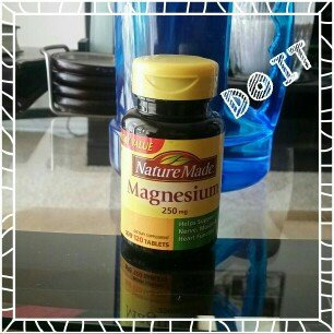 Photo of Nature Made Magnesium Tablets uploaded by Jenn R.