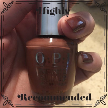 OPI Infinite Shine Nail Lacquer, Linger Over Coffee IS L53 0.5 Fluid Ounce uploaded by Geneva Q.