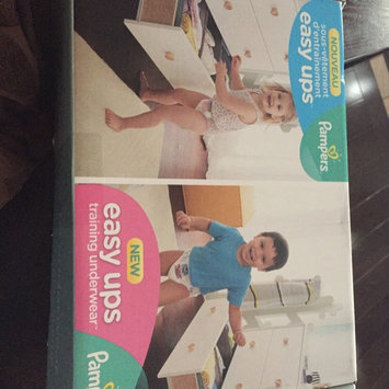 Photo of Pampers® Easy Ups™ uploaded by Jennifer S.