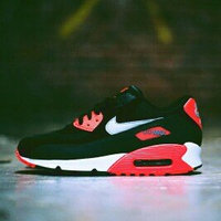 Men's Nike 'Air Max 90 Essential' Sneaker, Size 12 M - Black uploaded by Lyz M.