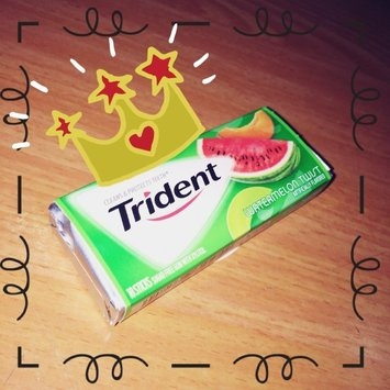 Trident Watermelon Twist uploaded by Lilibeth T.