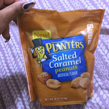 Photo of Planters Salted Caramel Peanuts Can uploaded by Chantelé G.