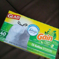 OdorShield Gain Original Scent Tall Kitchen Drawstring Trash Bags 13 gallon 40 Ct uploaded by Luis A.