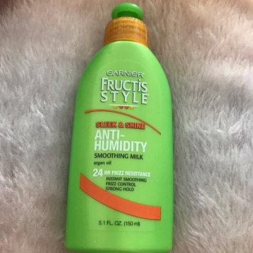 Photo of Garnier Fructis Style Anti-Humidity Smoothing Milk uploaded by Malynda C.