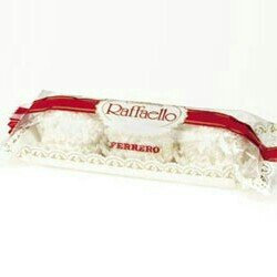 Ferrero Confetteria Raffaello Pack uploaded by Arielle D.