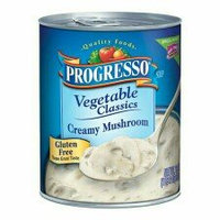 Progresso™ Vegetable Classics Gluten-Free Vegetarian Creamy Mushroom Soup uploaded by Rendi D.