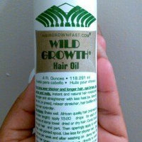 Wild Growth® Hair Oil uploaded by Stacee B.